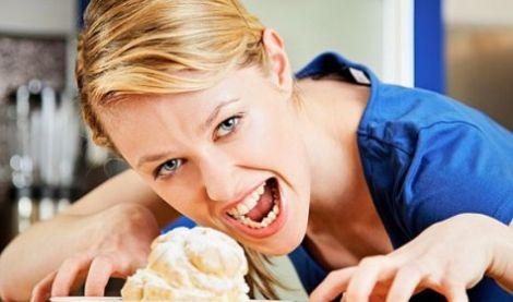 Білий хліб - одна з причин вашого переїдання