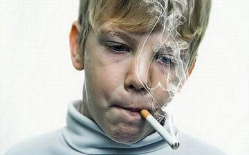 кількість неповнолітніх курців суттєво збільшилась