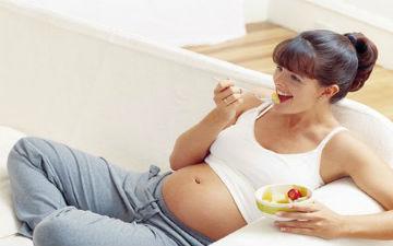 Правила харчування під час вагітності
