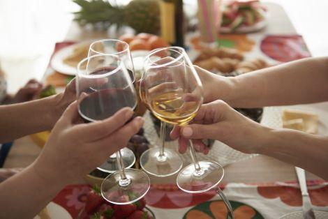 Не варто пити алкоголь після тренувань