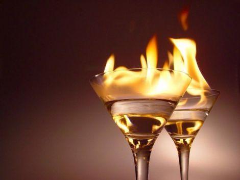 У холодному кліматі люди п'ють більше алкоголю