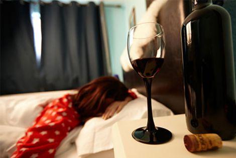 Алкоголь та якість сну