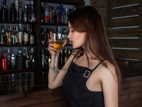 Небезпека алкоголю для жінок