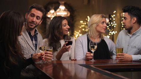 Користь від помірного вживання алкоголю