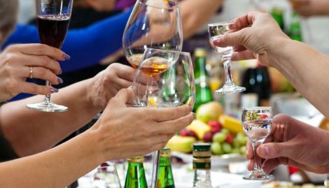 Підготовка організму до вживання алкоголю
