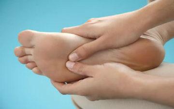 Рецепти для здорових ніг