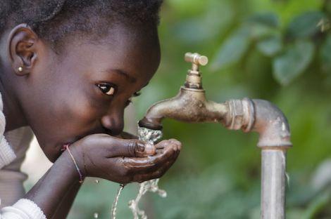 Холера в Африці