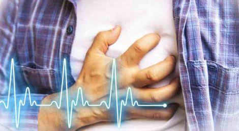 Серцебиття та головний біль: що це означає?