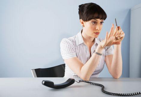 Небезпечні звички офісних працівників