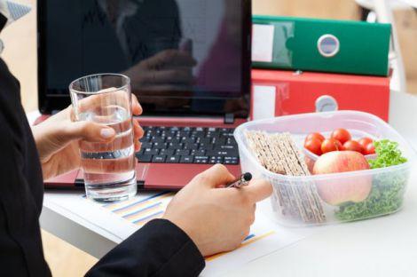 Схуднення на офісній роботі