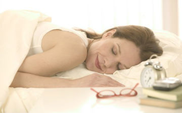 Як правильно засинати