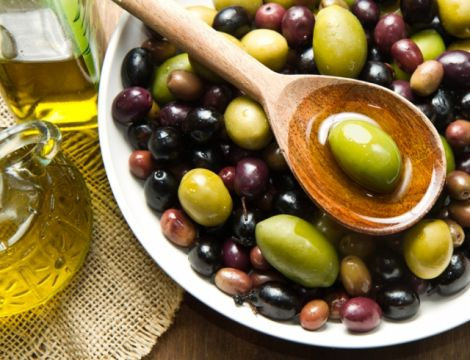Корисні оливки