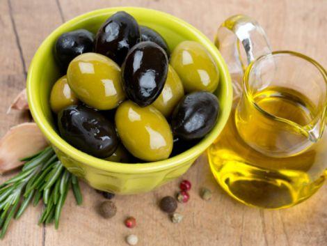 Оливки - корисний перекус