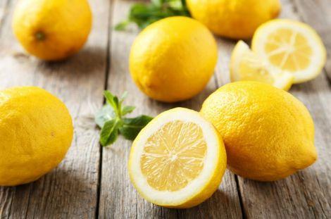 Користь від вживання лимона