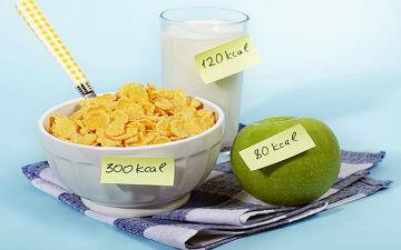 Найкраще для схуднення - підрахунок калорій