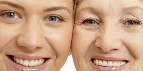 На старіння шкіри впливає генетика