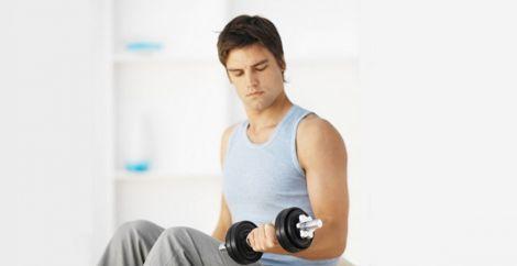 Спорт шкідливий для чоловічої потенції