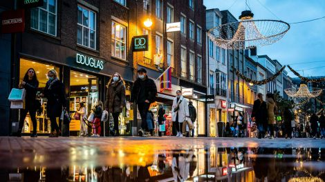 Локдаун у Нідерландах