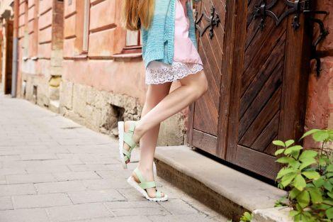 Найкраще носити сандалі