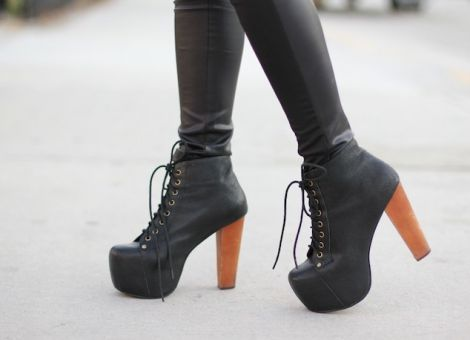 Яке взуття в моді цієї осені? (ВІДЕО)