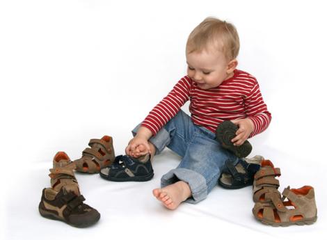 Вибір дитячого ортопедичного взуття