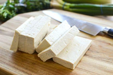 Корисний сир тофу