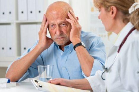 Хвороба Паркінсона: перші симптоми