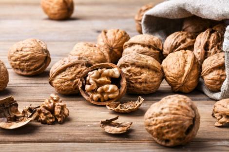 Користь горіхів для когнітивних функцій мозку
