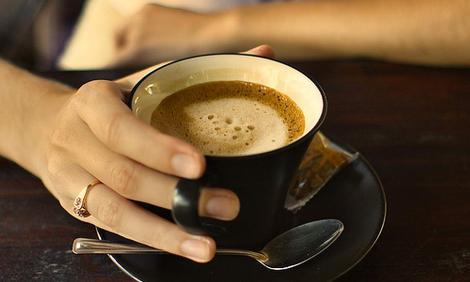 Від надміру кави розвивається гіпертонія