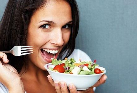Насолоджуйтесь регулярним харчуванням
