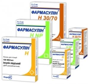 Фармасулін
