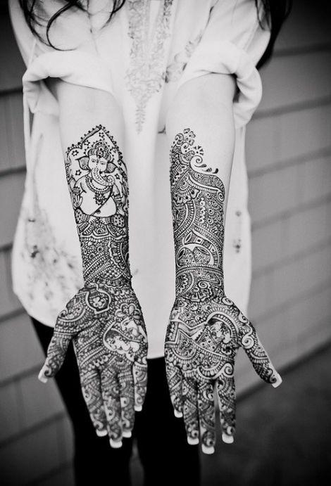 Татуювання хною розкіш доступна