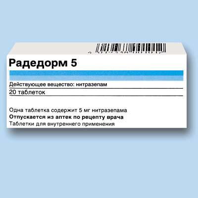 Радедорм
